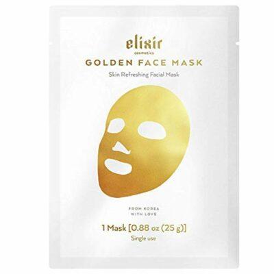Elixir 24K Gold Korean Mask
