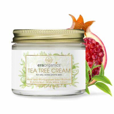 Era Organics Tea Tree Oil Face Moisturizer