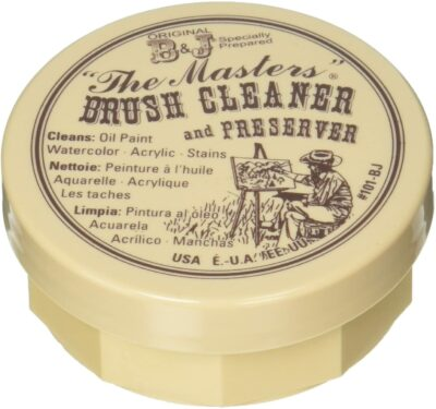 General Pencil Masters Brush Cleaner and Preserver