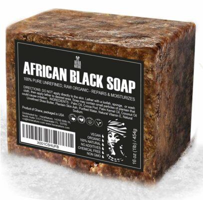 Hera Nature African Black Soap