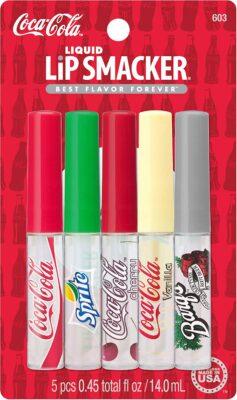 Lip Smacker Coca-Cola Liquid Lip Gloss
