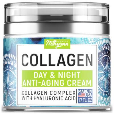 Maryann Organics Collagen Day & Night Anti-Aging Cream