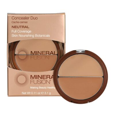Mineral Fusion Compact Concealer Duo