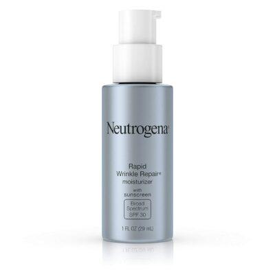 Neutrogena Rapid Wrinkle Repair Moisturizer With Sunscreen