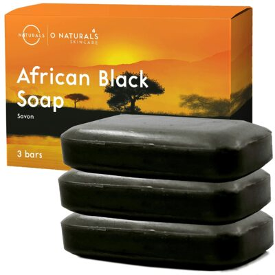 O Naturals African Black Soap