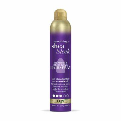 OGX Smoothing + Shea Humidity Blocking Hairspray
