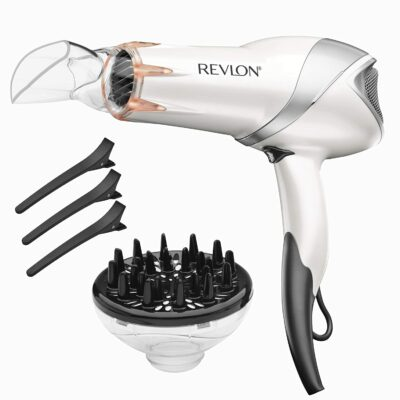Revlon Infrared Heat Hair Dryer