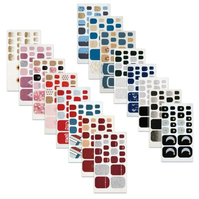 SOCU Nail Polish Strips