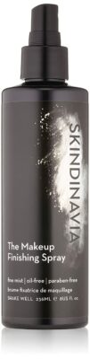 Skindinavia Makeup Finishing Spray Oil-Control