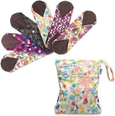 Teamoy Reusable Cloth Menstrual Pads