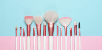 Types of Makeup Brushes & How to Use Them