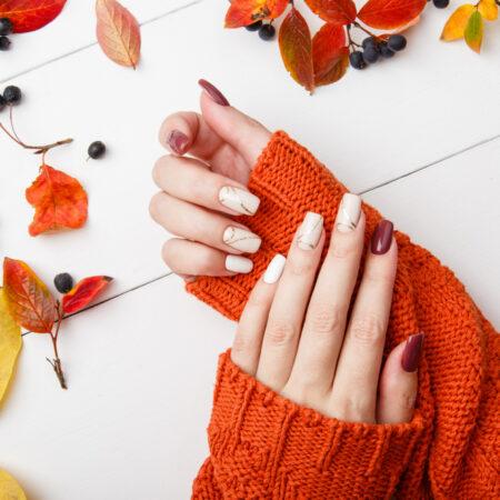 50 Fall Nail Design Ideas