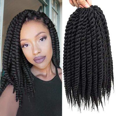 Admutty Havana Twist Crochet Hair
