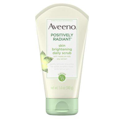 Aveeno Skin Brightening Facial Scrub