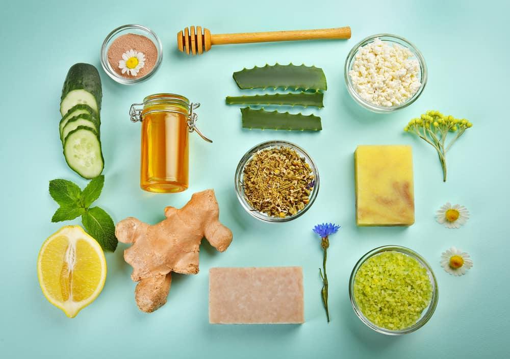 aloe vera skincare ingredients