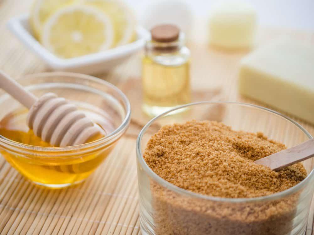 face exfoliating ingredients