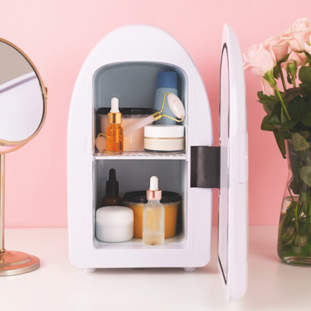 The 10 Best Skincare Fridges to Keep Your Makeup Fresh in 2021