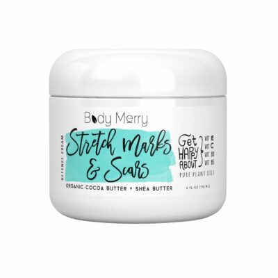 Body Merry Stretch Marks and Scars Defense Cream