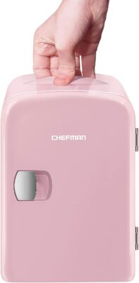 Chefman Mini Portable Fridge