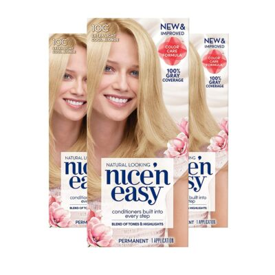 Clairol Nice'n Easy Permanent Hair Color