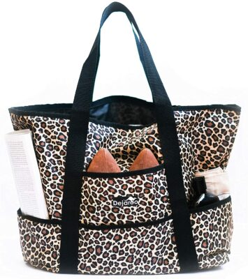 Dejaroo Tote Bag With Oversized Pockets