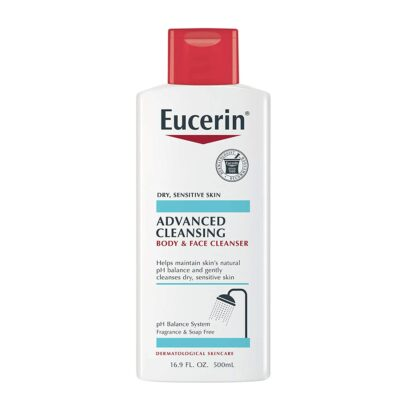 Eucerin Body and Face Cleanser