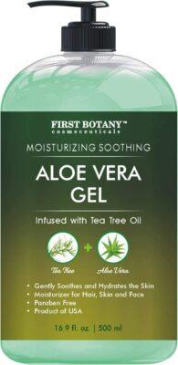 First Botany Cosmeceuticals Aloe Vera Gel