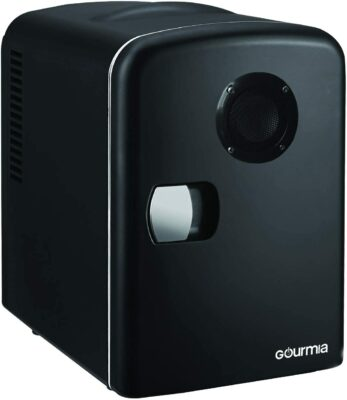 Gourmia Thermoelectric Mini Fridge