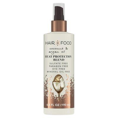 Hair Food Heat Protectant Spray Blend