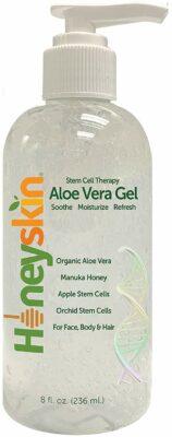 Honeyskin Organic Aloe Vera Gel