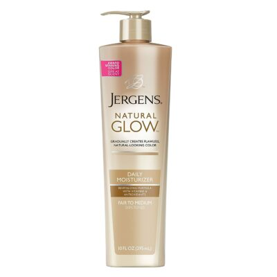 Jergens Natural Glow 3-Day Self-Tanner