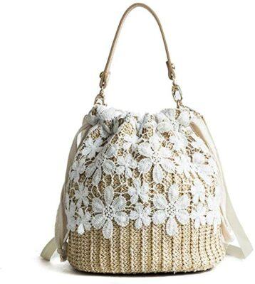 Jessie Beach Bucket Bag