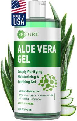 KP Cure Aloe Vera Gel