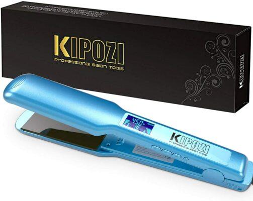Kipozi Pro Nano Titanium Flat Iron