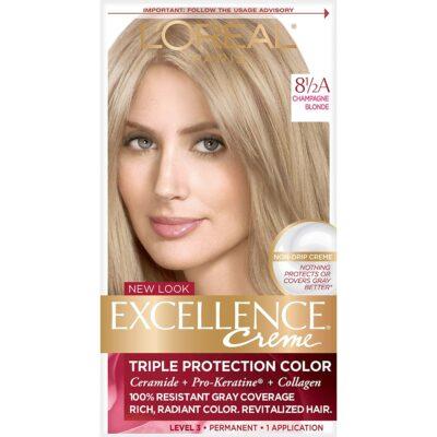 L'Oreal Excellence Crème Permanent Hair Color