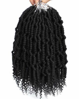 MIRRA'S MIRROR Spring Twist Crochet Hair