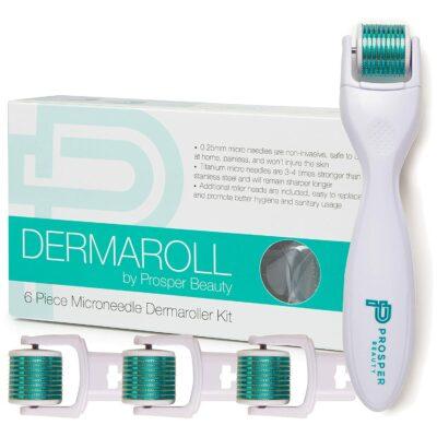 Prosper Beauty Derma Roller Microneedle Kit