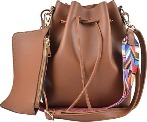 QZUnique Bucket Bag