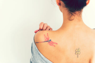 The Meaning of a Dragonfly Tattoo