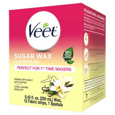 Veet Sugar Wax Hair Remover