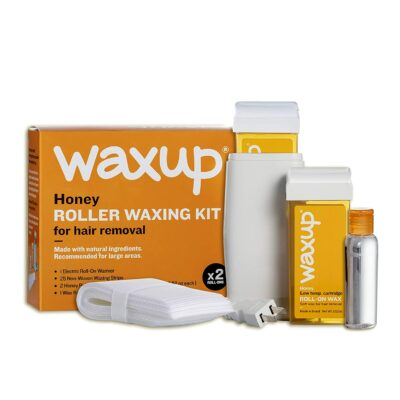 Waxup Honey Roller Waxing Kit