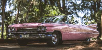 What's Behind Those Pink Mary Kay Cadillacs?