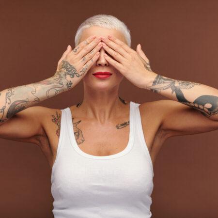 50 Cover up Tattoo Design Ideas