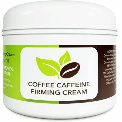 Honeydew Coffee Caffeine Firming Cream