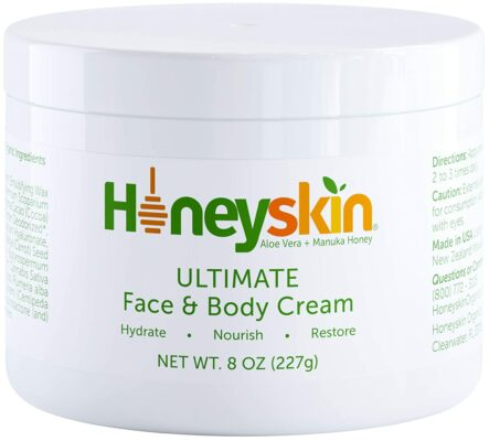 Honeyskin Hydrating Face & Body Cream