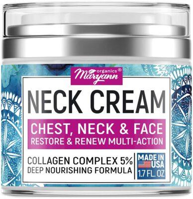 Maryann Organics Neck Firming Cream