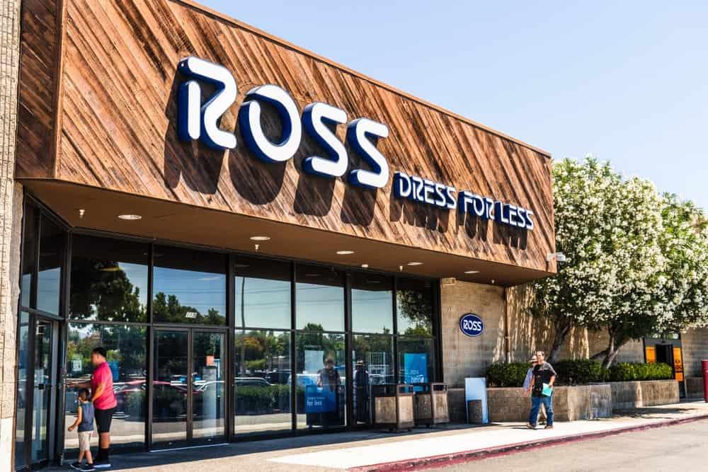 Ross storefront