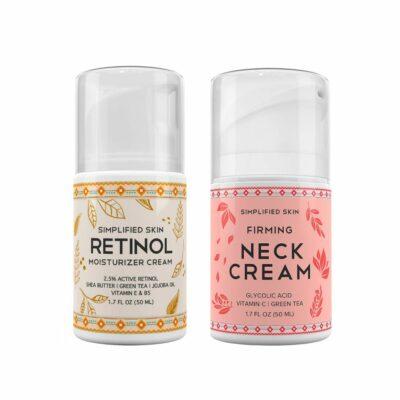 Simplified Skin Anti-Aging Creams