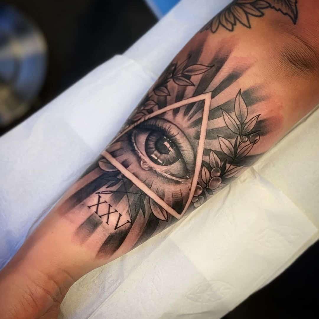 all-seeing-eye tattoo
