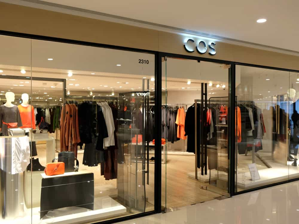 cos storefront